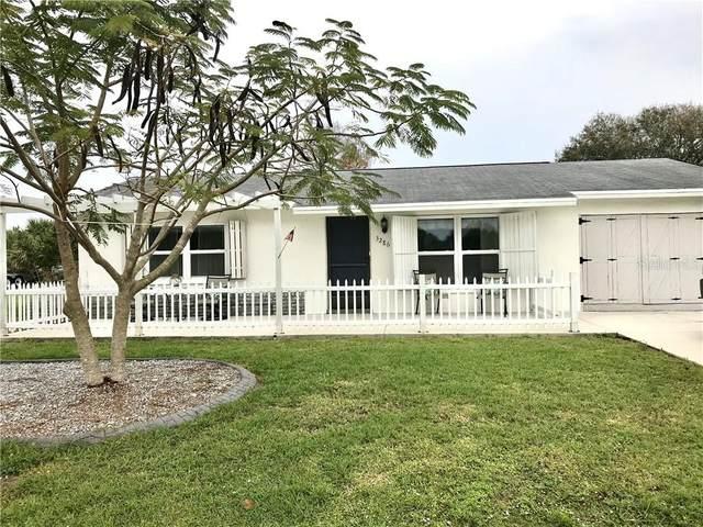 3286 Santa Barbara Drive, Punta Gorda, FL 33983 (MLS #C7425320) :: GO Realty