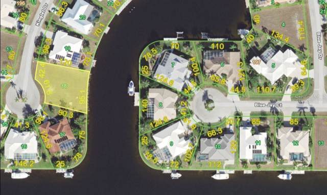 1535 Kinglet Drive, Punta Gorda, FL 33950 (MLS #C7425336) :: Keller Williams Realty Peace River Partners
