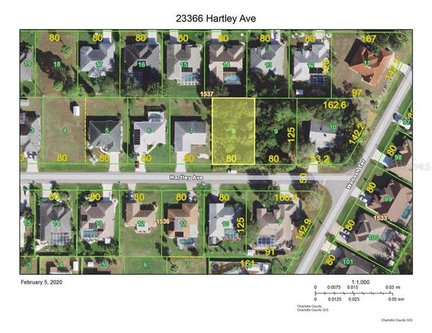 23366 Hartley Avenue, Port Charlotte, FL 33954 (MLS #C7425516) :: GO Realty