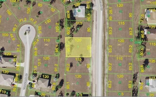 25467 Doredo Drive, Punta Gorda, FL 33955 (MLS #C7425519) :: The Figueroa Team