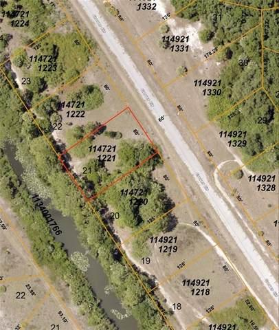 Lot 21 Grover Circle, North Port, FL 34288 (MLS #C7425549) :: Premier Home Experts