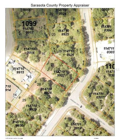 Lot 27 Reservoir Street, North Port, FL 34288 (MLS #C7425569) :: Team Bohannon Keller Williams, Tampa Properties