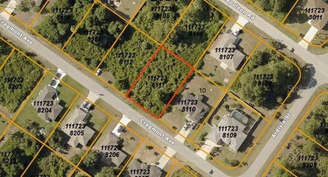 Cragmont Avenue, North Port, FL 34288 (MLS #C7425585) :: Homepride Realty Services