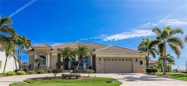 1353 Thrasher Drive, Punta Gorda, FL 33950 (MLS #C7425620) :: Keller Williams Realty Peace River Partners