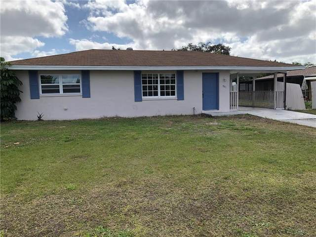 881 Silver Springs Terrace NW, Port Charlotte, FL 33948 (MLS #C7425660) :: The Brenda Wade Team