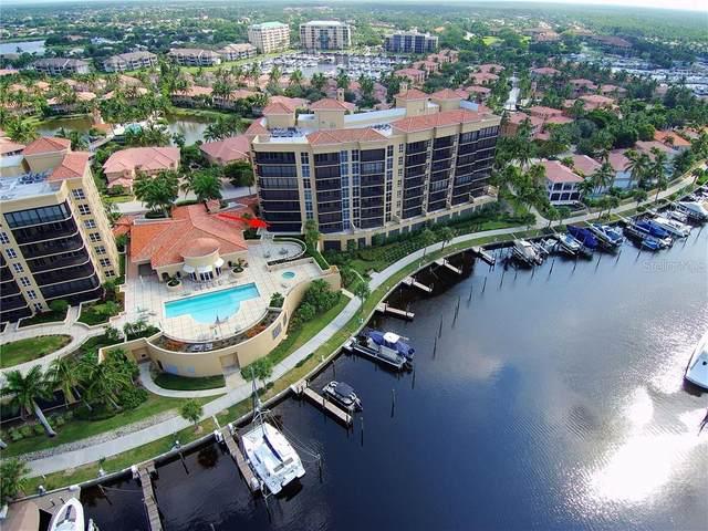 3313 Sunset Key Circle #107, Punta Gorda, FL 33955 (MLS #C7425667) :: Gate Arty & the Group - Keller Williams Realty Smart