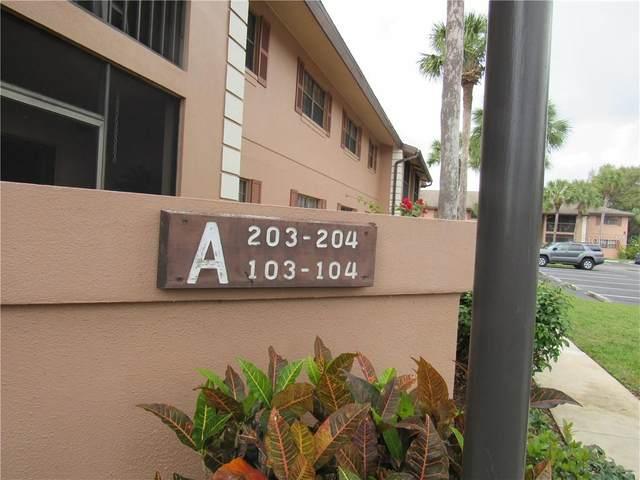 1515 Forrest Nelson Boulevard A104, Port Charlotte, FL 33952 (MLS #C7425675) :: Alpha Equity Team