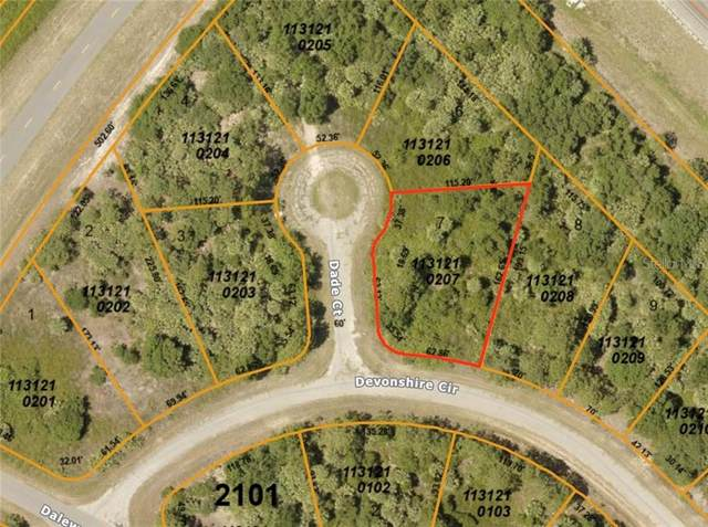 Devonshire Circle, North Port, FL 34288 (MLS #C7425707) :: Premier Home Experts