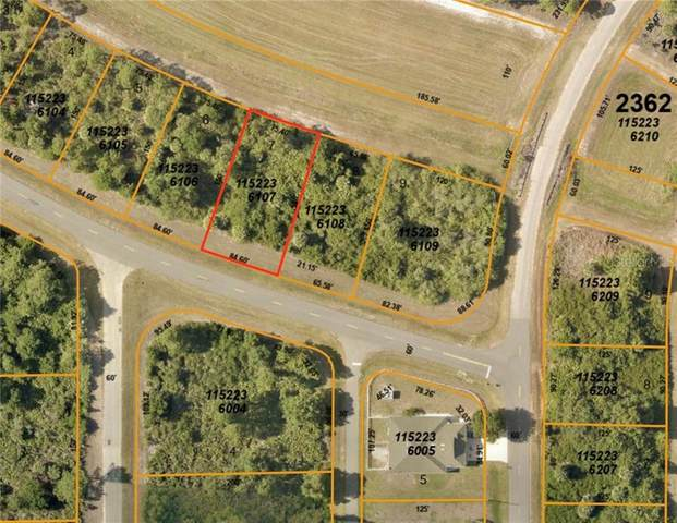 E Price Boulevard, North Port, FL 34288 (MLS #C7425732) :: Team Bohannon Keller Williams, Tampa Properties