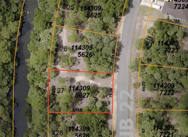 Basket Street, North Port, FL 34288 (MLS #C7425736) :: GO Realty