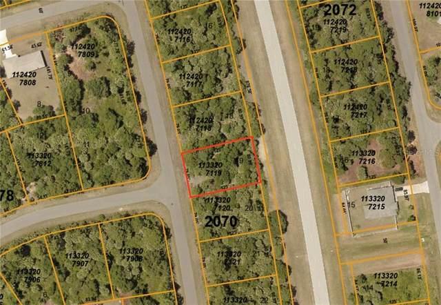 Bannock Circle, North Port, FL 34288 (MLS #C7425752) :: Premier Home Experts