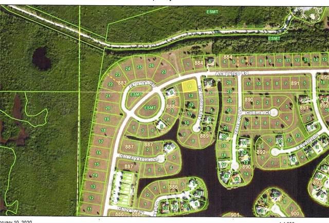 16993 Alpenhorn Court, Punta Gorda, FL 33955 (MLS #C7425753) :: Griffin Group