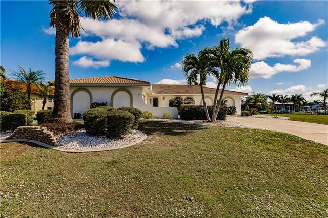 610 Eleuthera Drive, Punta Gorda, FL 33950 (MLS #C7425814) :: The Duncan Duo Team