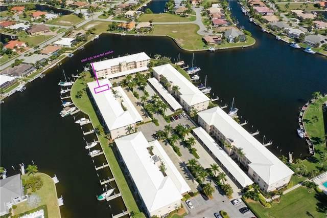 3640 Bal Harbor Boulevard #224, Punta Gorda, FL 33950 (MLS #C7425815) :: Bustamante Real Estate