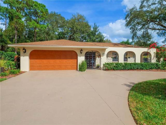 4215 Dryden Circle, Sarasota, FL 34241 (MLS #C7425840) :: The Dora Campbell Team