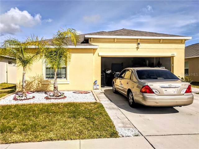 Address Not Published, Ruskin, FL 33570 (MLS #C7425862) :: Premier Home Experts