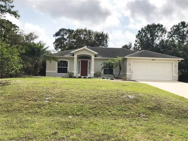 2675 Starview Avenue, North Port, FL 34288 (MLS #C7425875) :: Pristine Properties