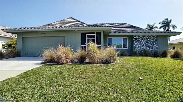 262 Colony Point Drive, Punta Gorda, FL 33950 (MLS #C7425898) :: Team Borham at Keller Williams Realty