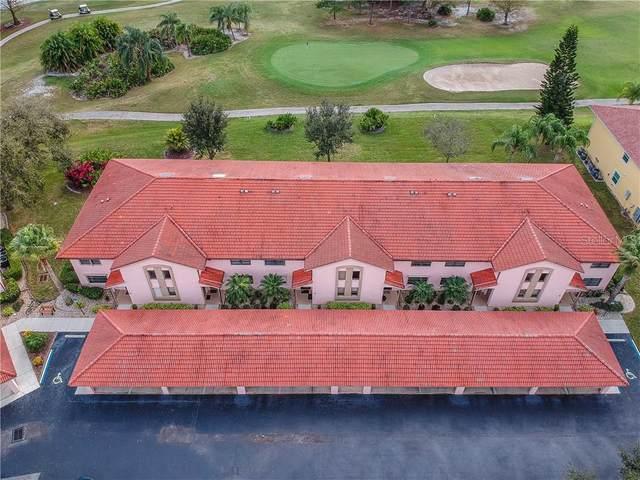 1335 Saxony Circle #312, Punta Gorda, FL 33983 (MLS #C7425922) :: The Figueroa Team