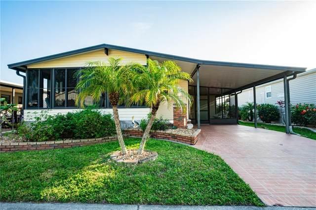 2100 Kings Highway 759 QUEENSWAY R, Port Charlotte, FL 33980 (MLS #C7425926) :: Team Borham at Keller Williams Realty