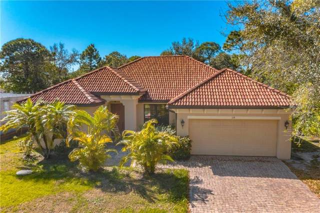114 Hobo Road, Rotonda West, FL 33947 (MLS #C7426061) :: The Light Team