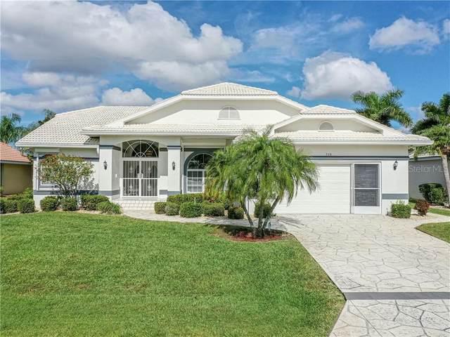 358 Portofino Drive, Punta Gorda, FL 33950 (MLS #C7426097) :: Florida Real Estate Sellers at Keller Williams Realty