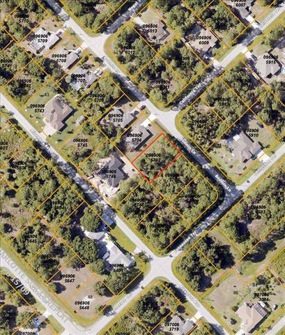 Bodmin Lane, North Port, FL 34291 (MLS #C7426108) :: Lockhart & Walseth Team, Realtors