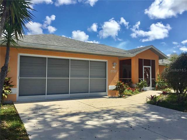 2720 S Biscayne Drive, North Port, FL 34287 (MLS #C7426124) :: Baird Realty Group
