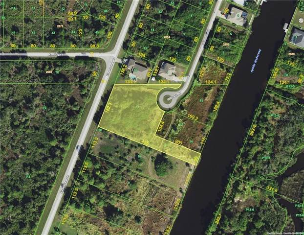 13373 Eisenhower Drive, Port Charlotte, FL 33953 (MLS #C7426136) :: Zarghami Group