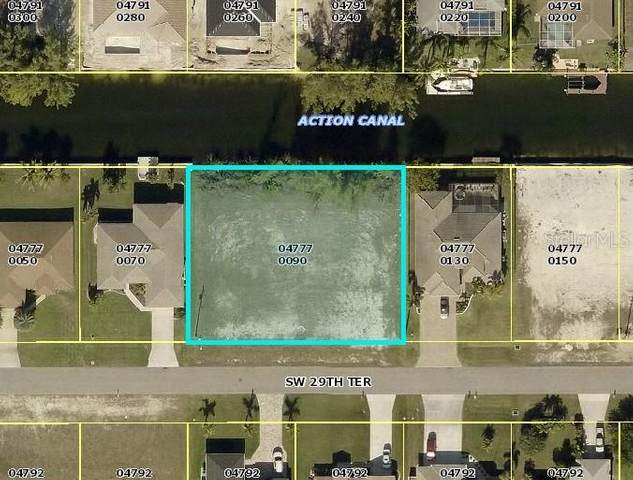 1903 SW 29TH Terrace, Cape Coral, FL 33914 (MLS #C7426140) :: Griffin Group
