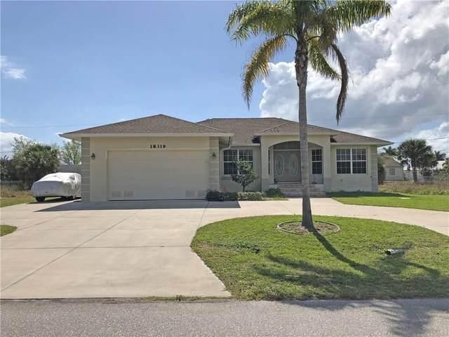 18319 Arapahoe Circle, Port Charlotte, FL 33948 (MLS #C7426164) :: Rabell Realty Group