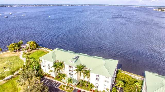 200 Harbor Walk Drive #122, Punta Gorda, FL 33950 (MLS #C7426210) :: Zarghami Group