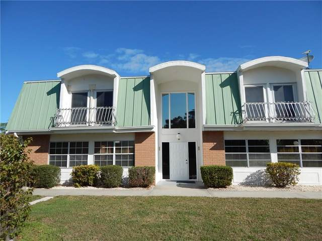 22333 Edgewater Drive D6, Port Charlotte, FL 33980 (MLS #C7426211) :: The Price Group