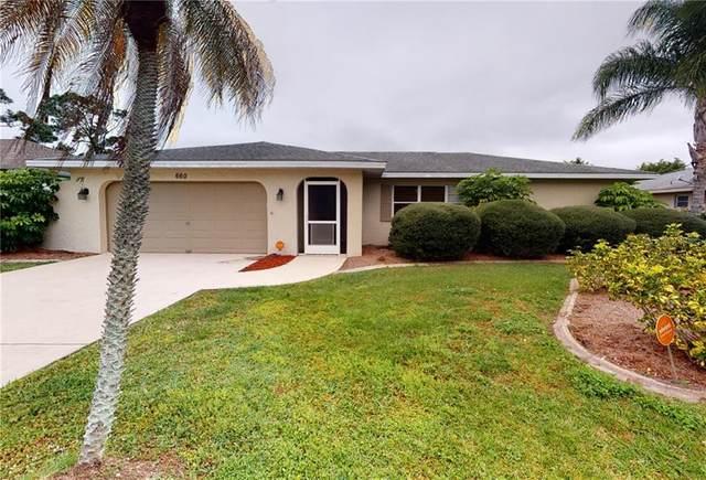 660 Norwood Street NW, Port Charlotte, FL 33952 (MLS #C7426250) :: 54 Realty