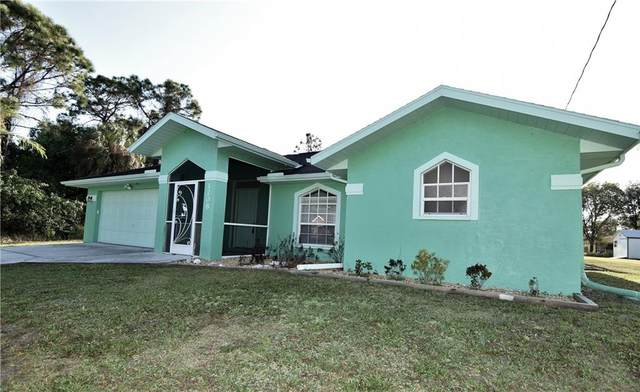 1208 Utopia Street, North Port, FL 34286 (MLS #C7426271) :: Rabell Realty Group