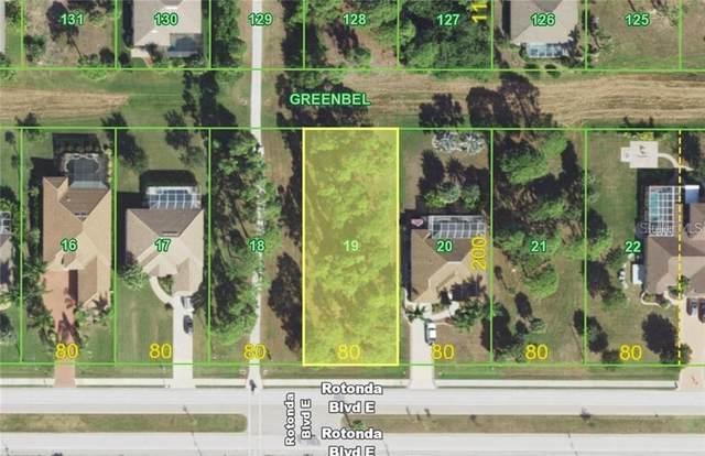 183 Rotonda Boulevard E, Rotonda West, FL 33947 (MLS #C7426284) :: The BRC Group, LLC