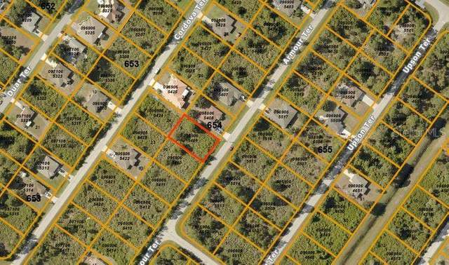 Lot 9 Armour Terrace, North Port, FL 34291 (MLS #C7426286) :: EXIT King Realty