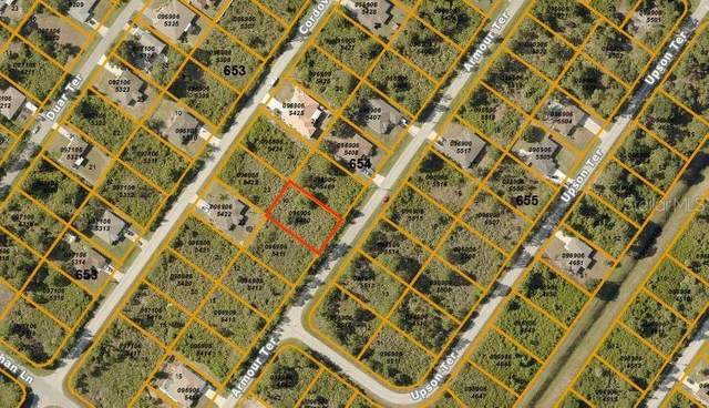 Lot 10 Armour Terrace, North Port, FL 34291 (MLS #C7426290) :: Team Pepka