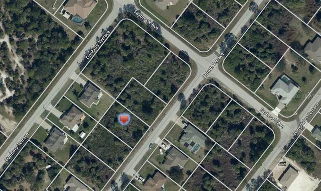 Lot 3 Duluth Terrace, North Port, FL 34286 (MLS #C7426327) :: Homepride Realty Services