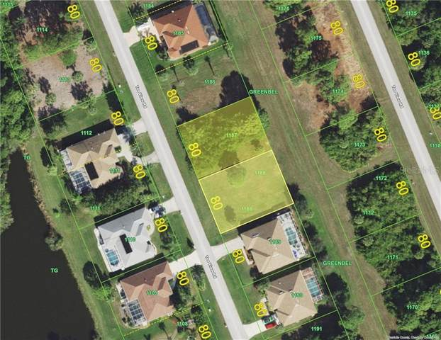 64 Tee View Road, Rotonda West, FL 33947 (MLS #C7426362) :: RE/MAX Realtec Group