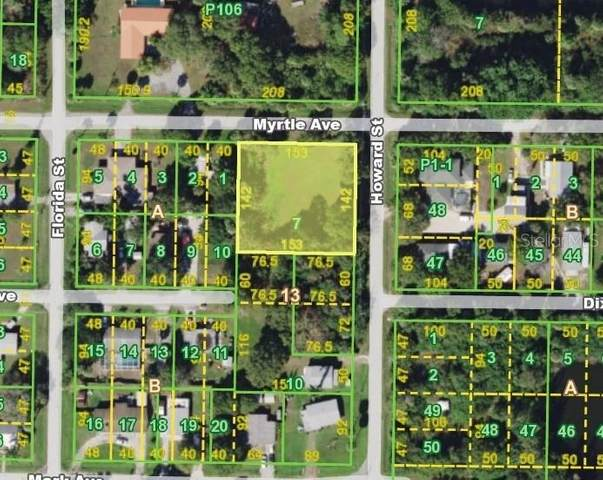 2225 Myrtle Avenue, Punta Gorda, FL 33950 (MLS #C7426382) :: RE/MAX Realtec Group