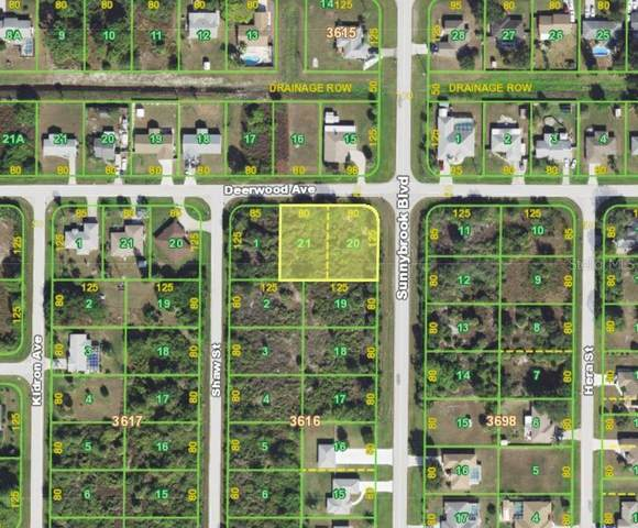 10519 Deerwood Avenue, Englewood, FL 34224 (MLS #C7426385) :: Sarasota Home Specialists