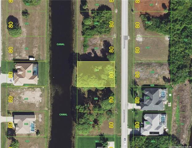 225 Tournament Road, Rotonda West, FL 33947 (MLS #C7426390) :: Lockhart & Walseth Team, Realtors