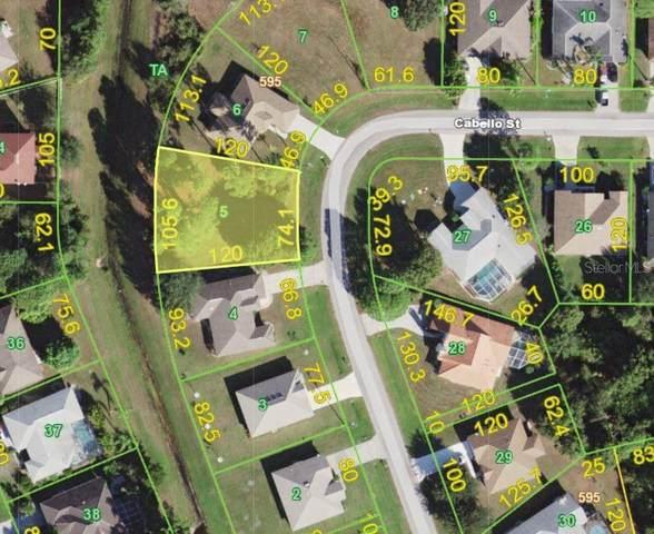 83 Cabello Street, Punta Gorda, FL 33983 (MLS #C7426394) :: Lovitch Group, LLC