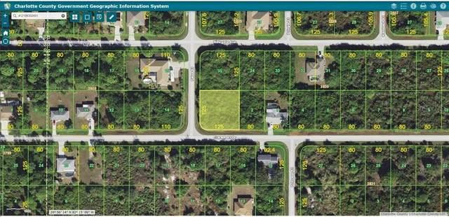 12056 Claremont Drive, Port Charlotte, FL 33981 (MLS #C7426442) :: Lockhart & Walseth Team, Realtors