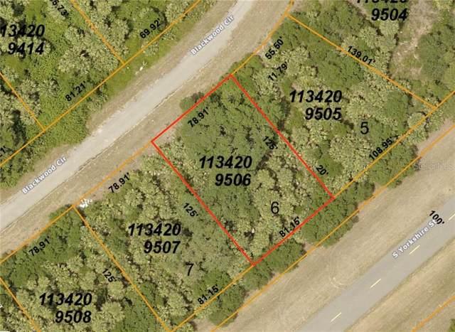 Blackwood Circle, North Port, FL 34288 (MLS #C7426507) :: Premier Home Experts