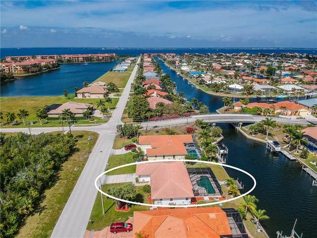208 Colony Point Drive, Punta Gorda, FL 33950 (MLS #C7426515) :: Team Bohannon Keller Williams, Tampa Properties