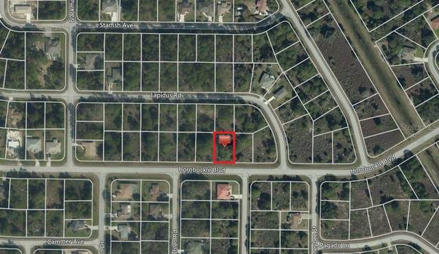 Lot 18 Hornbuckle Boulevard, North Port, FL 34291 (MLS #C7426608) :: Team Buky
