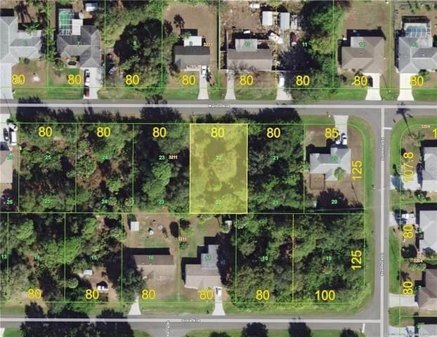 22359 Walton Avenue, Port Charlotte, FL 33952 (MLS #C7426744) :: The Light Team