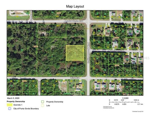 4315 Collingswood Boulevard, Port Charlotte, FL 33948 (MLS #C7426867) :: Premium Properties Real Estate Services